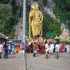 Куала Лумпур пещеры Бату