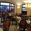Ресторан отеля. Здесь проходят завтраки и ужины.