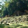 Яхшилан. Так выглядят нетронутые пирамиды в джунглях. И все это сопровождается криками обезьян-ревунов.