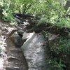 тропа к водопаду (Мезмай)