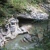 река Курджипс в Гуамском ущелье
