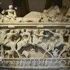 Саркофаг в музее