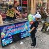 Турецкое мороженое
