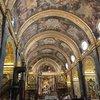 Со-кафедральный Собор Святого Иоанна (собор Св.Иоанна Крестителя). Есть работа Караваджо