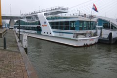 Экскурсии Spido по порту Роттердама
