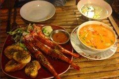 Рыбный ресторан Orchid Cafe