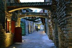 Переулок Святой Екатерины