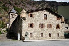 Крепость Каса де ла Валль