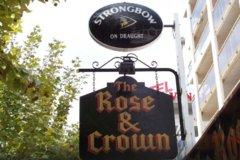 Бар Роза и корона