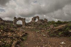 Древний город Аспендос