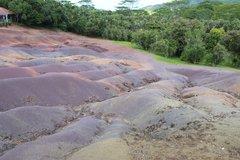 Цветные земли Шамарель