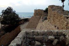 Древний город Кесария Палестинская