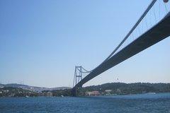 Пролив Босфор и Босфорский мост