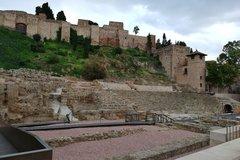 Римский театр в Малаге