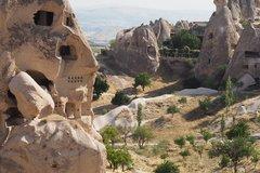 Пещерные поселения Каппадокия