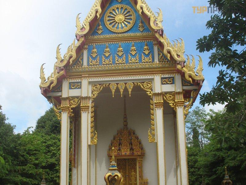 Храм Ват Суван Куха