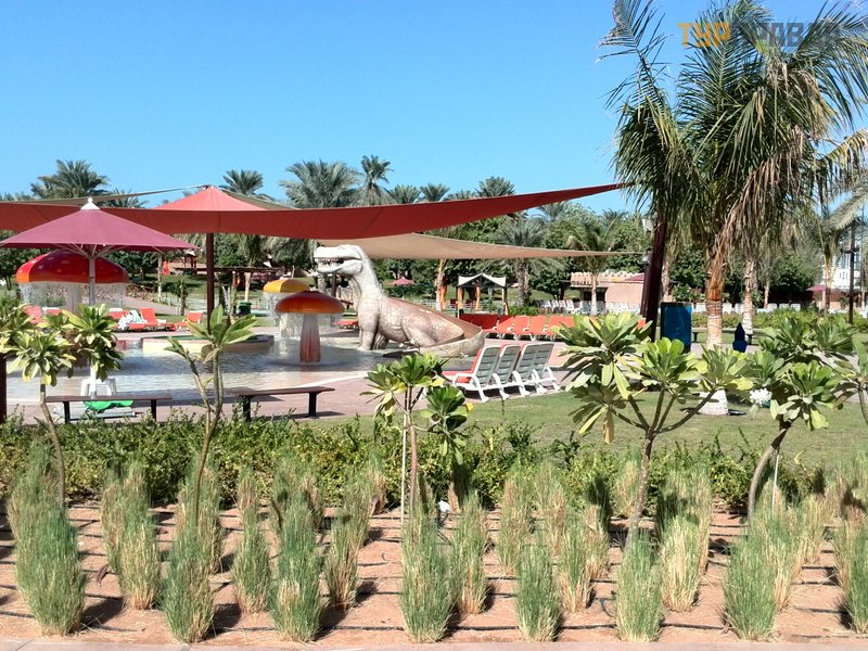 Аквапарк и парк атракционов Аль Монтаза