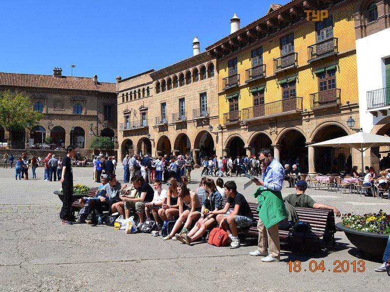 Испанская деревня (Барселона)