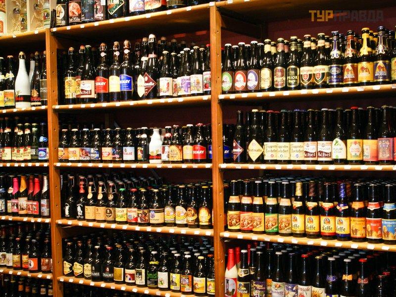Музей-магазин пива 2be