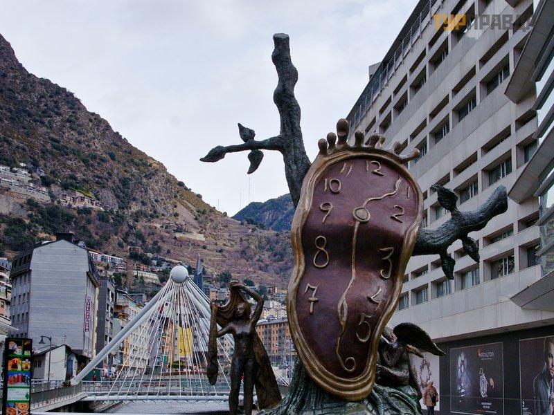 Скульптура Благородство времени