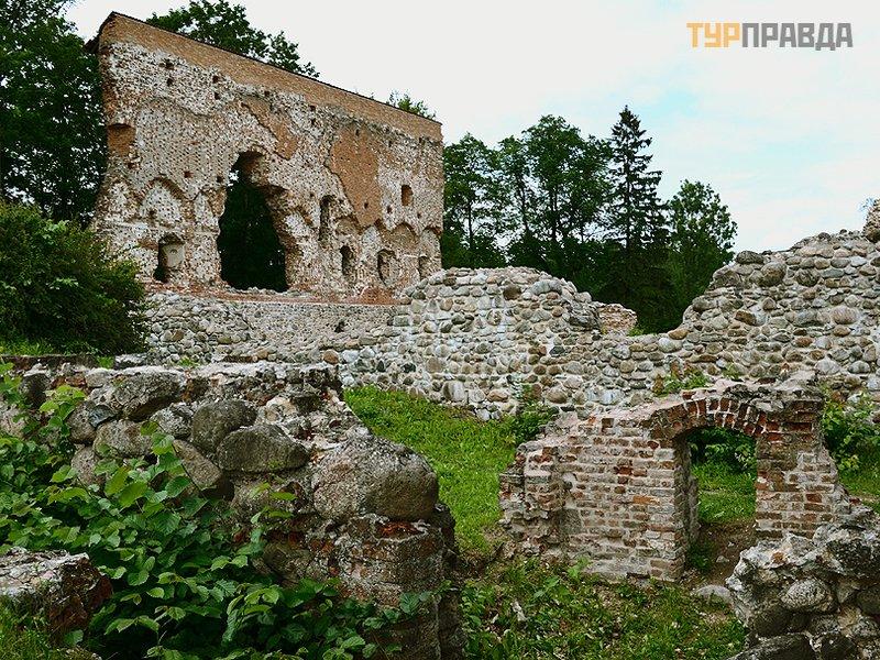 Замок Феллин в Вильянди