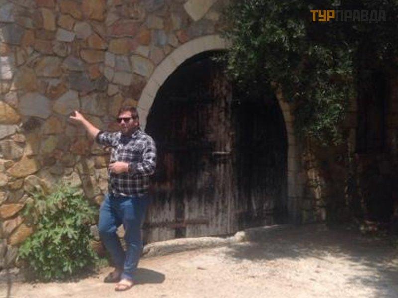 Винный завод Manousakis Winery