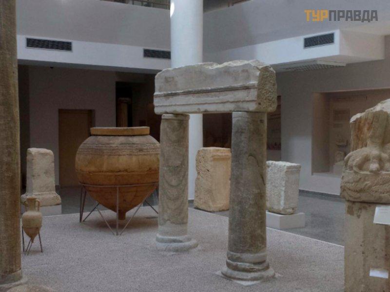 Археологический музей в Дурресе