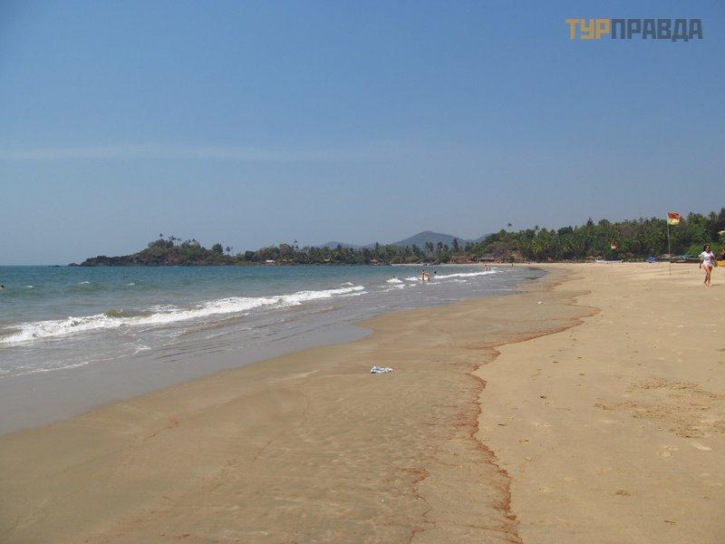 Пляж Палолем