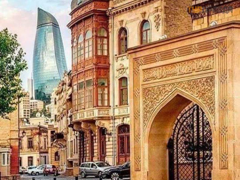 Старый город Баку