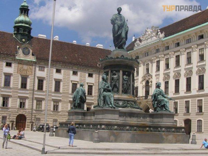 Памятник императору Францу ІІ (І)
