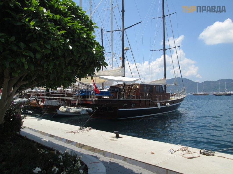 Яхт-порт Мармариса