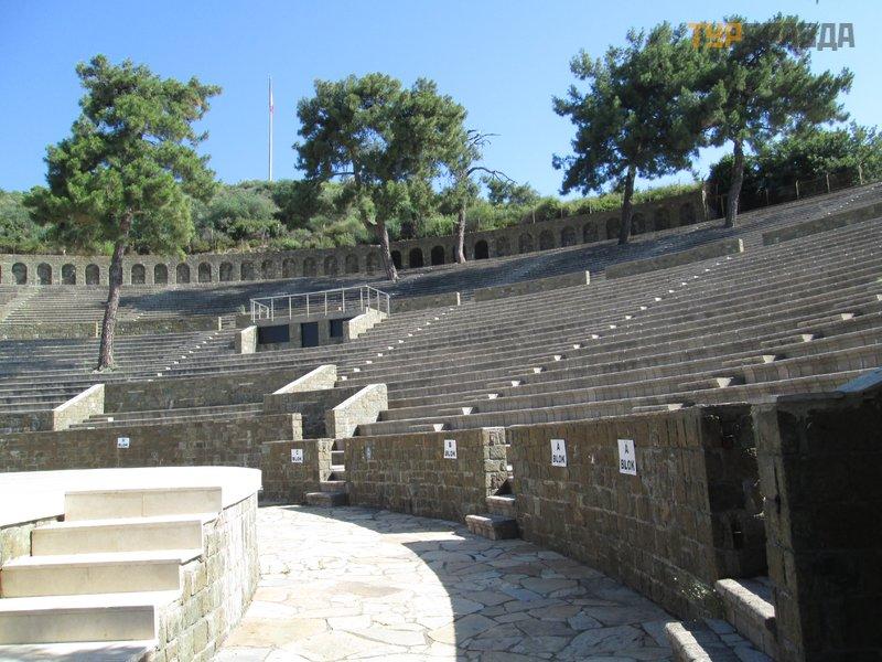 Амфитеатр Мармариса