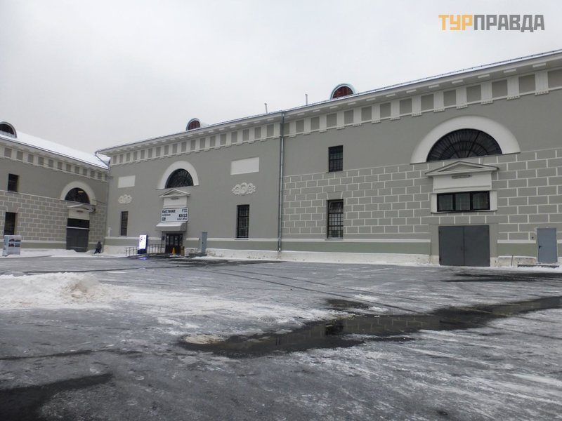 Музей истории Москвы