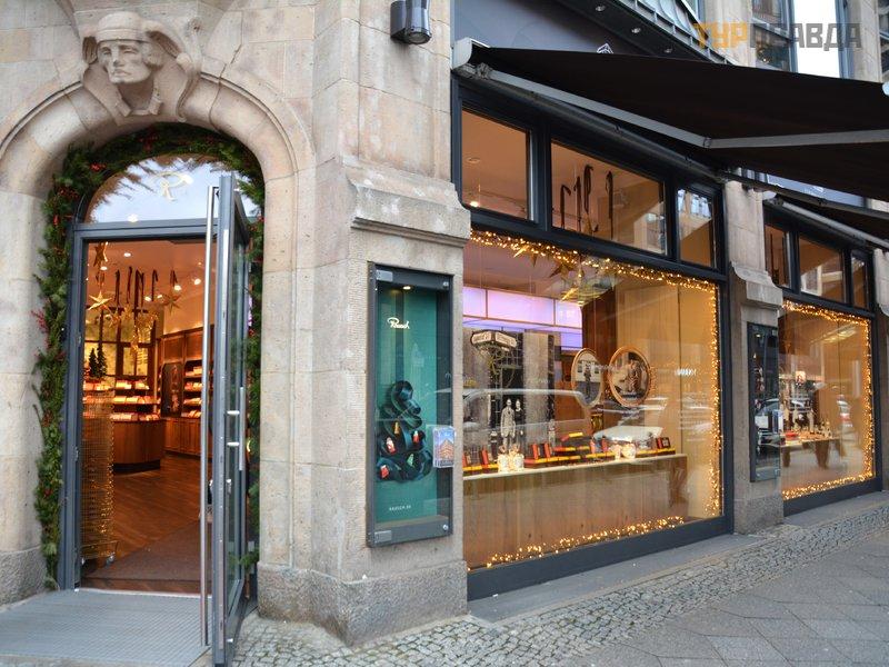 Магазин шоколада Rausch Schokoladenhaus (Берлин) - ТурПравда