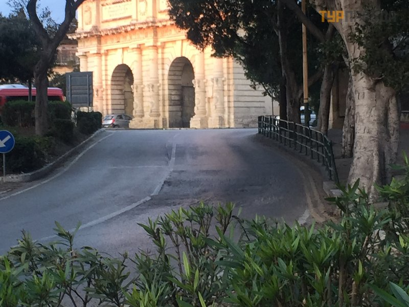 Городские ворота
